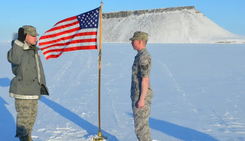 США в Арктике и Гренландии