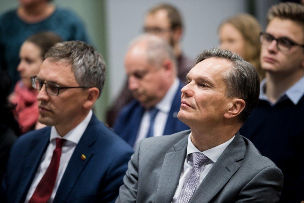 Литва прислала в Россию оскандалившегося посла