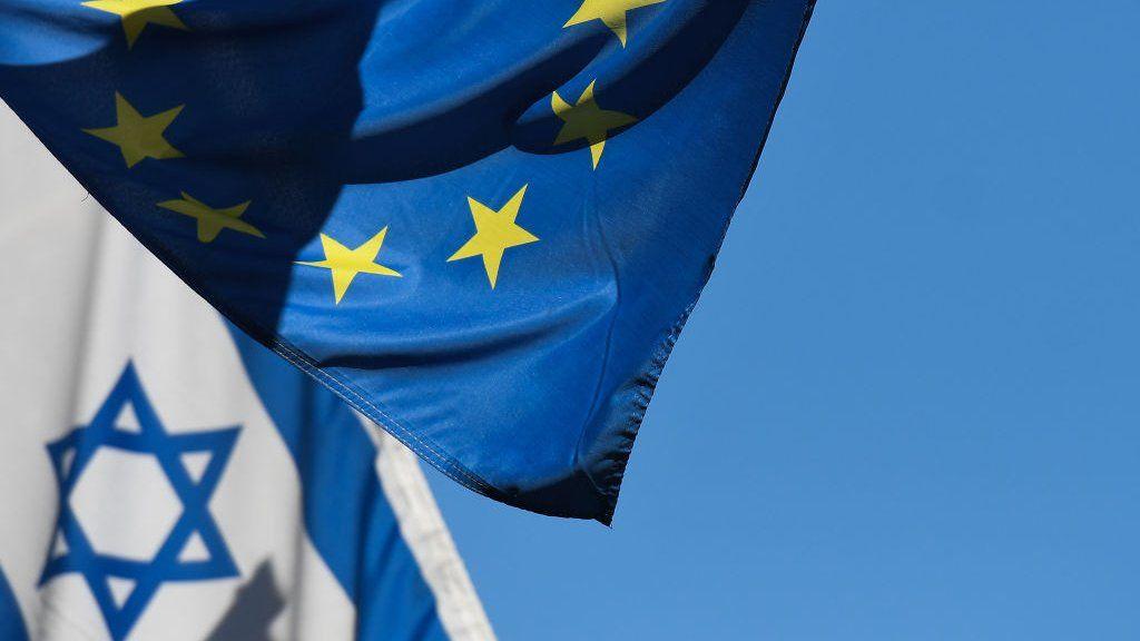 евросоюз израиль