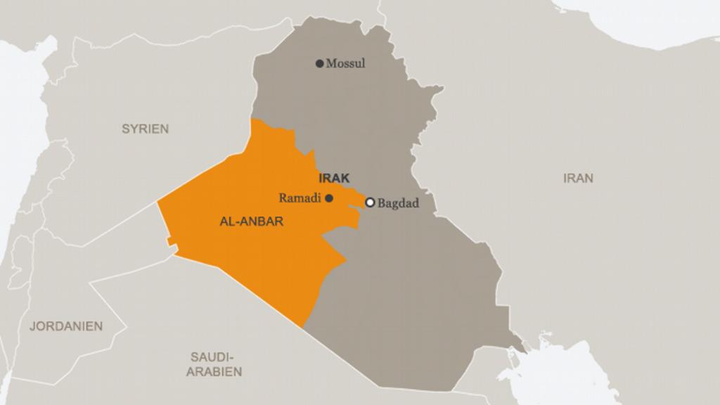 иракская провинция Аль-Анбар