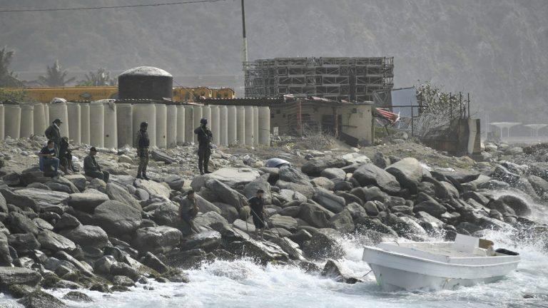 военные Венесуэлы остановили заброшенных по морю диверсантов