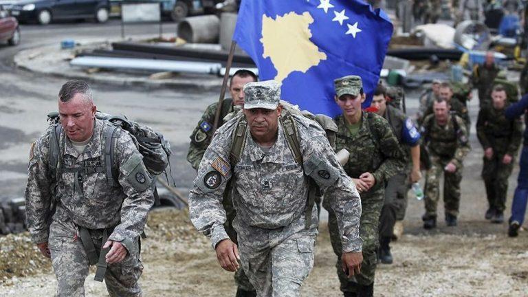 США и НАТо в Косово