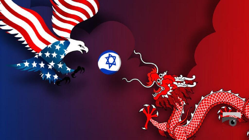 США Израиль Китай