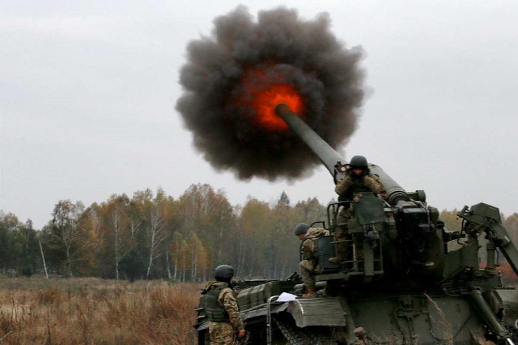 СЦКК: Боевики ВСУ обстреляли ДНР из гаубиц