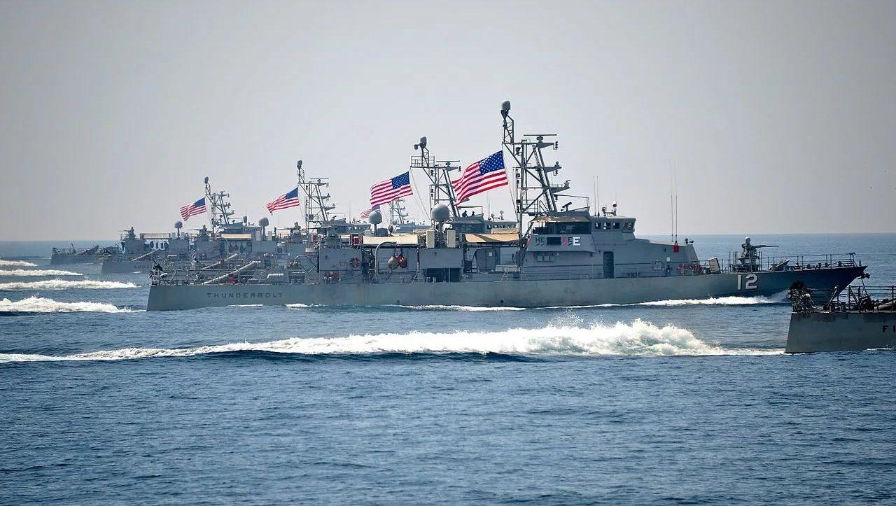 военный флот сша