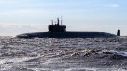Передача К-459 «Князь Владимир» ВМФ России