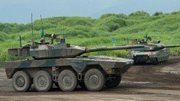 «Тип-16». Вытесняя гусеничные танки