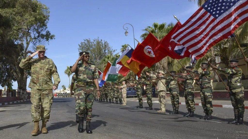 АФРИКОМ США отправляют бригаду в Тунис