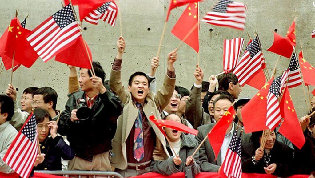 китайские студенты в США