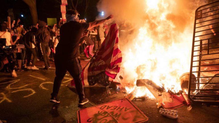 протесты в США, июнь 2020 года