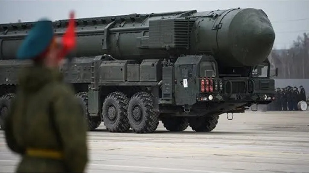 ядерное оружие России