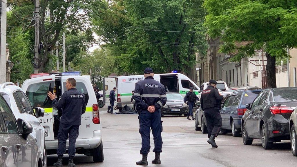 Посольство России в Кишинёве снова «минировали»