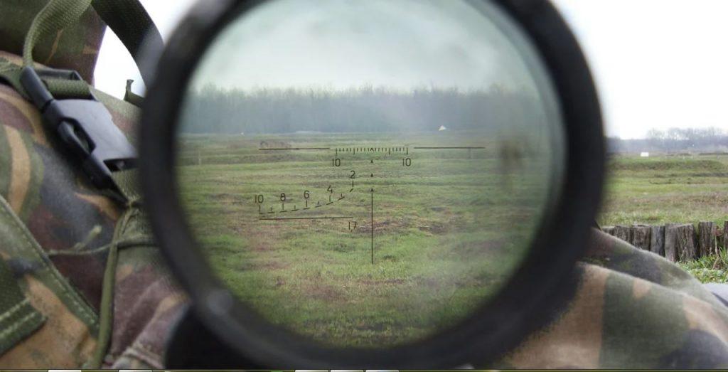 На фронтах Донбасса зафиксирована переброска снайперов ВСУ накануне очередного «Минска»