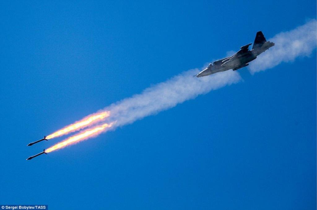 Разработчики в России предложили миномётный старт пуска ракет с боевых самолётов