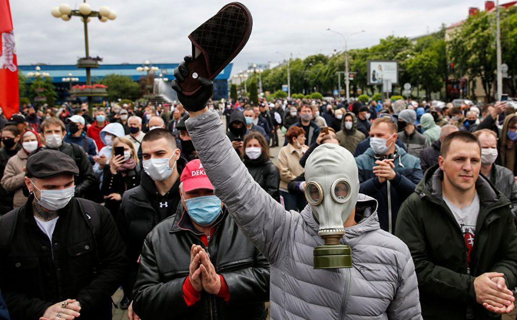 В Минске высок риск «майдана» — политолог