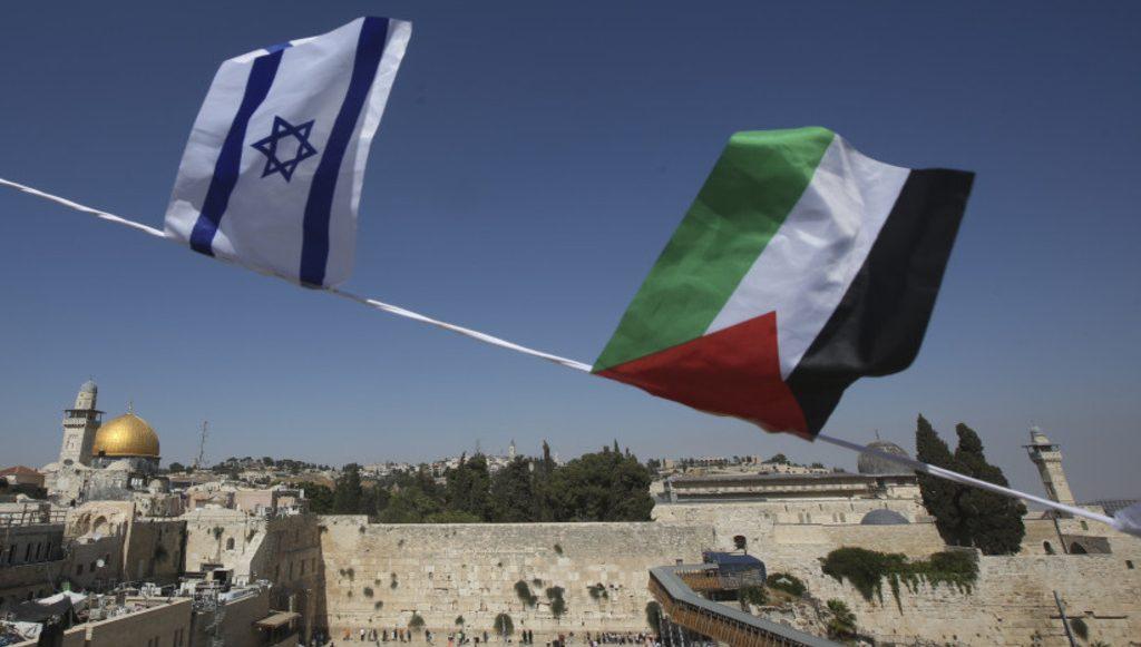 Иерусалим - Палестина и Израиль