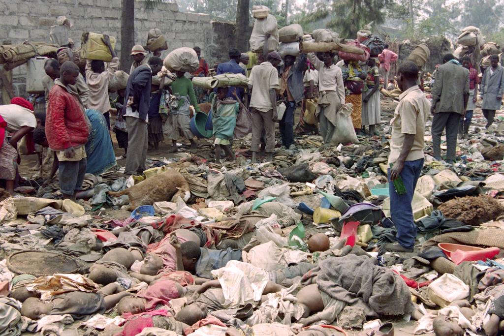 геноцид 1994 года в Руанде