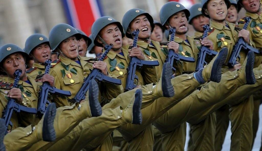 армия Северной Кореи