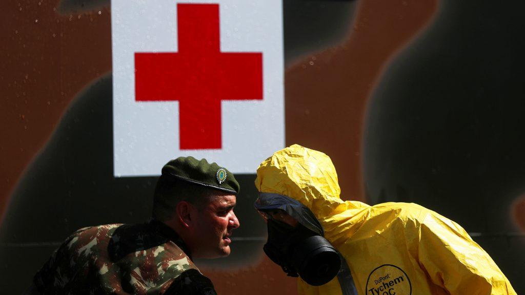 ООН: Пандемия коронавируса может угрожать голодом странам Латинской Америки