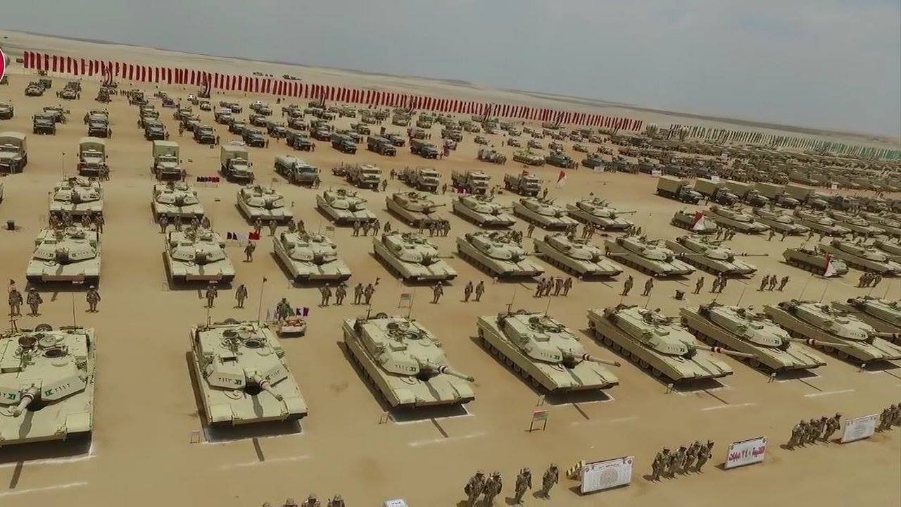События в Ливии. Египет вступает в войну? (часть 2)