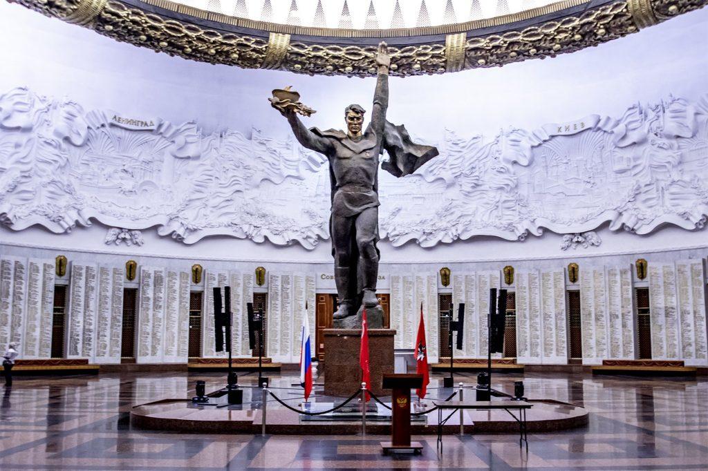 В музее Победы подготовили онлайн-выставку о параде 1945 года