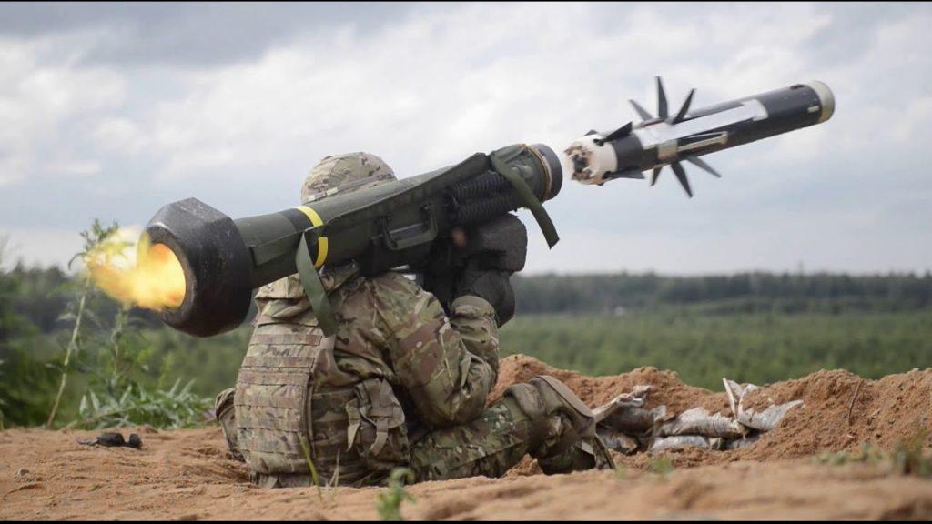 Киев получил для ВСУ модифицированные ракеты Javelin на $27 млн