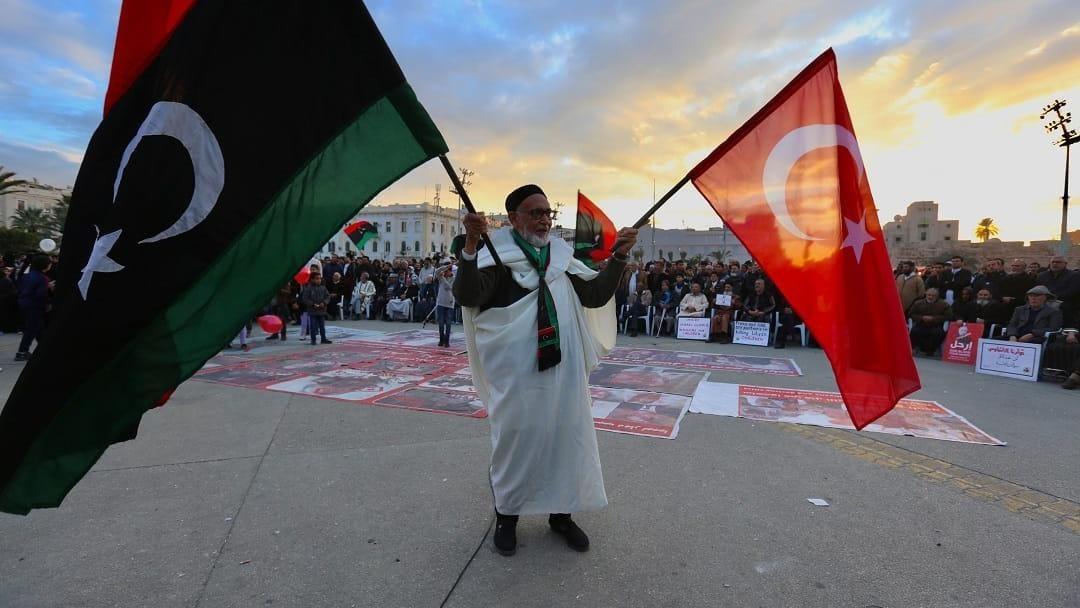 Труция поддерживает ПНС в Триполи