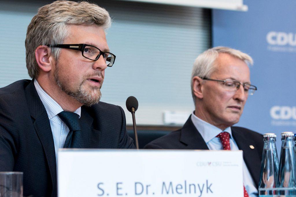 Школьная программа по истории Германии шокировала украинского посла