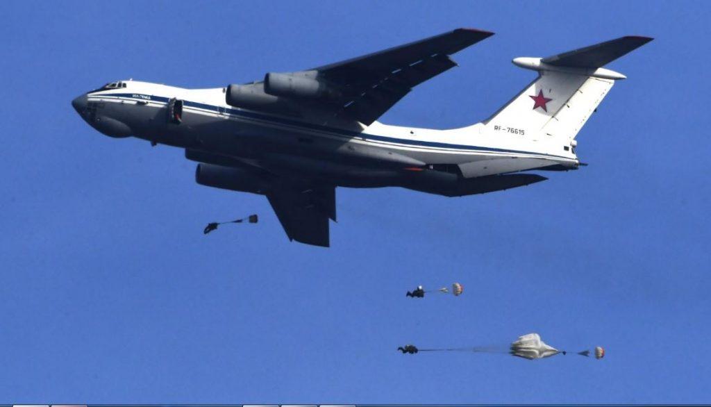 Самолёты ВВС России оснастят новыми комплексами защиты от зенитных снарядов