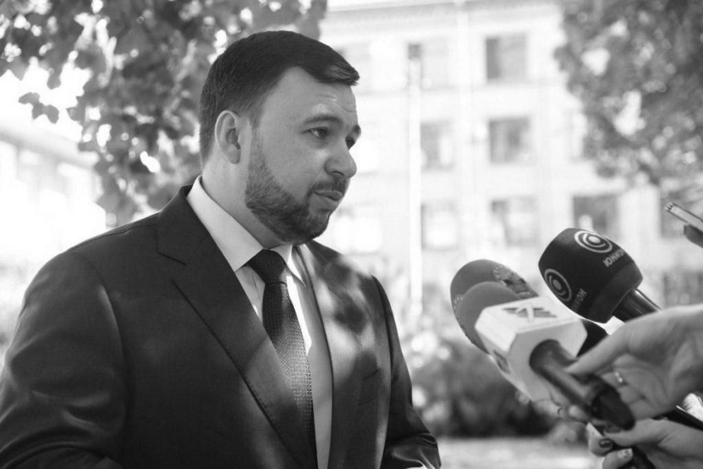 Глава ДНР: Граница с Украиной полностью перекрыта