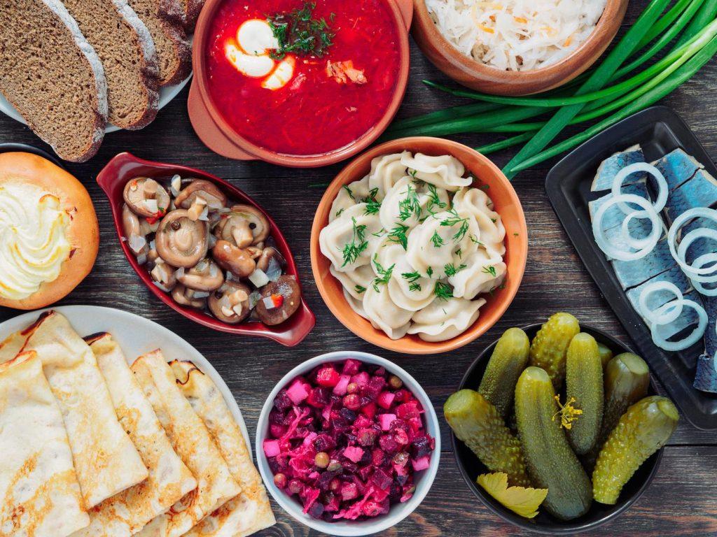 Блогер из Китая перечислил блюда русской кухни с «незабываемым вкусом»