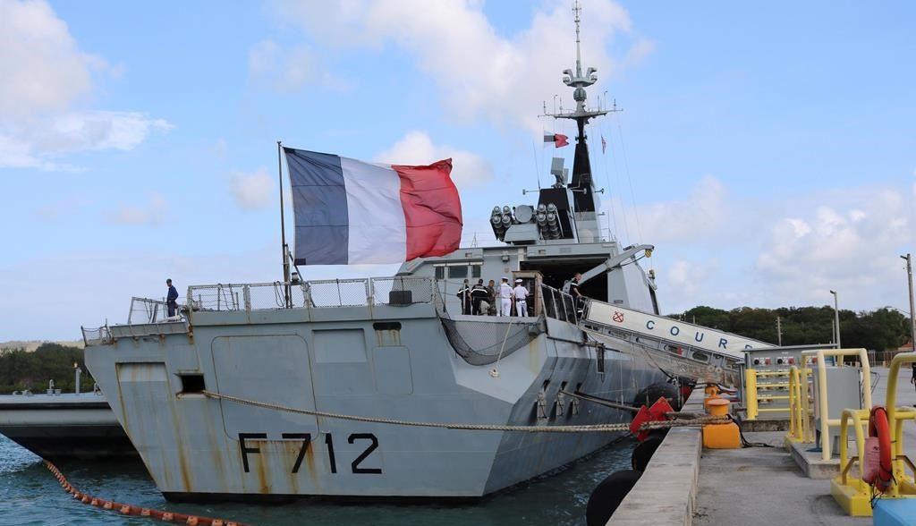 Франция вышла из операции НАТО из-за конфликта с Турцией