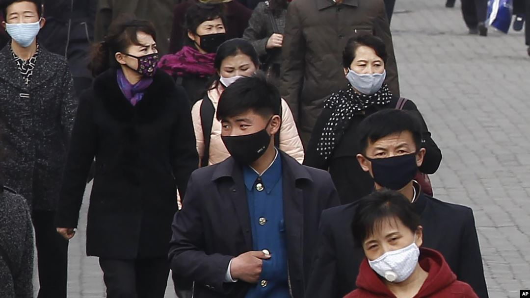 коронавирус не проник в Северную Корею