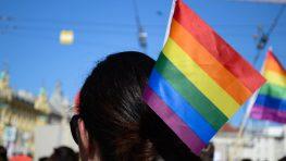 Президенту Эстонии объединение ЛГБТ вручило радужный знак отличия