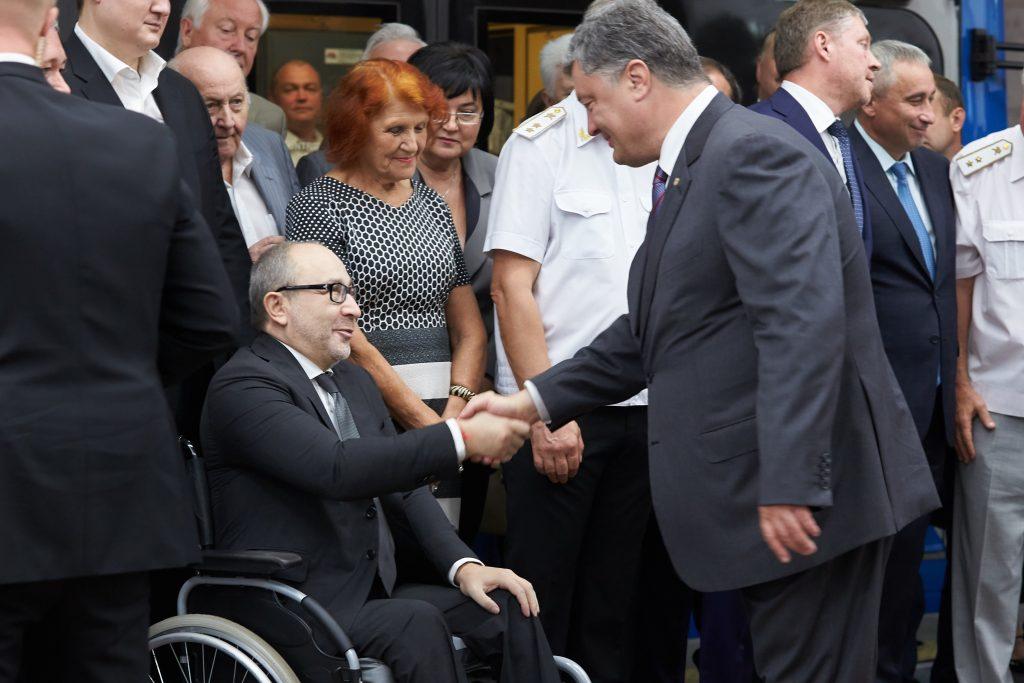 Кернес похвастал личным участием в удушении Русской весны в Харькове