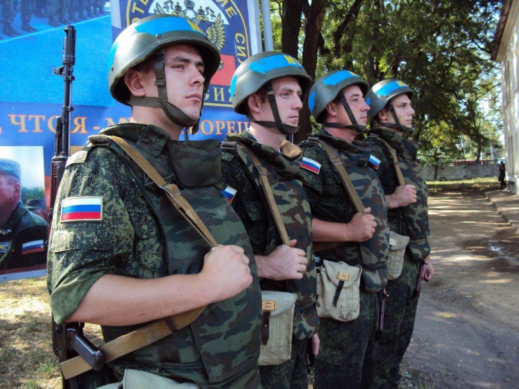 Столица ПМР увековечила в памятнике дань уважения российским миротворцам