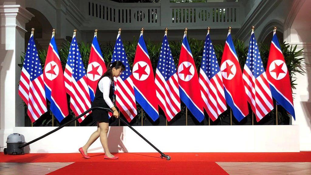 переговоры США и Северной Кореи