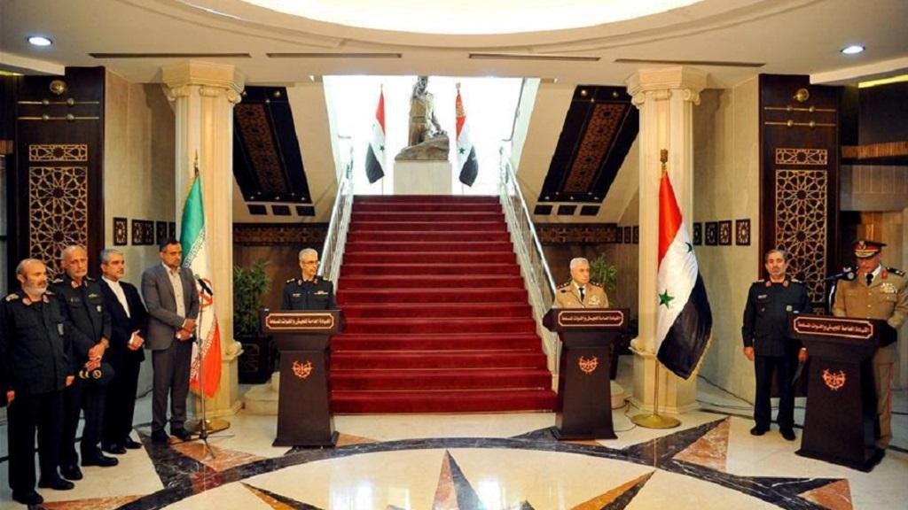 Иран и Сирия подписали «всеобъемлющее» соглашение об усилении сотрудничества в сфере безопасности