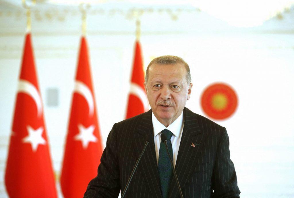 Эрдоган: Ничьё мнение не изменит решения по собору Святой Софии