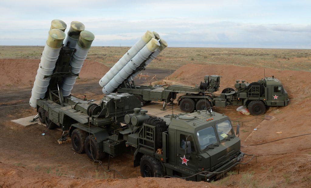 Генерал ВС России раскрыл перспективы системы С-500