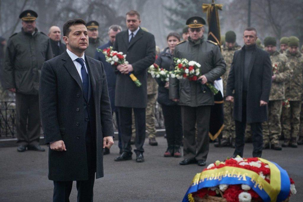 Команда Зе отказывается выполнять «Минск-2» из жалости к «ветеранам-атошникам»