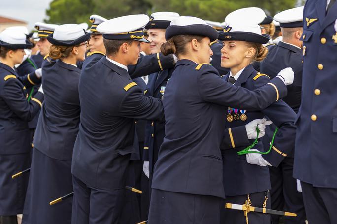 женщины во фрвнцузской армии