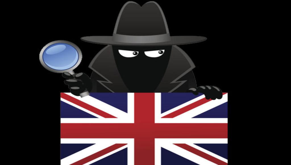 разведка в Британии