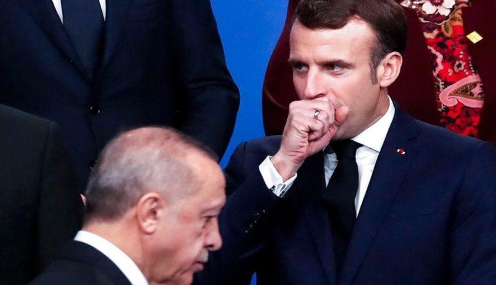макрое и эрдоган