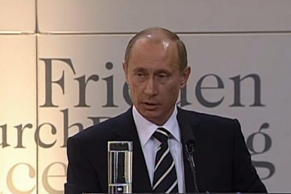 Рубеж взят: Путин Мюнхенской речью изменил мировую политику навсегда