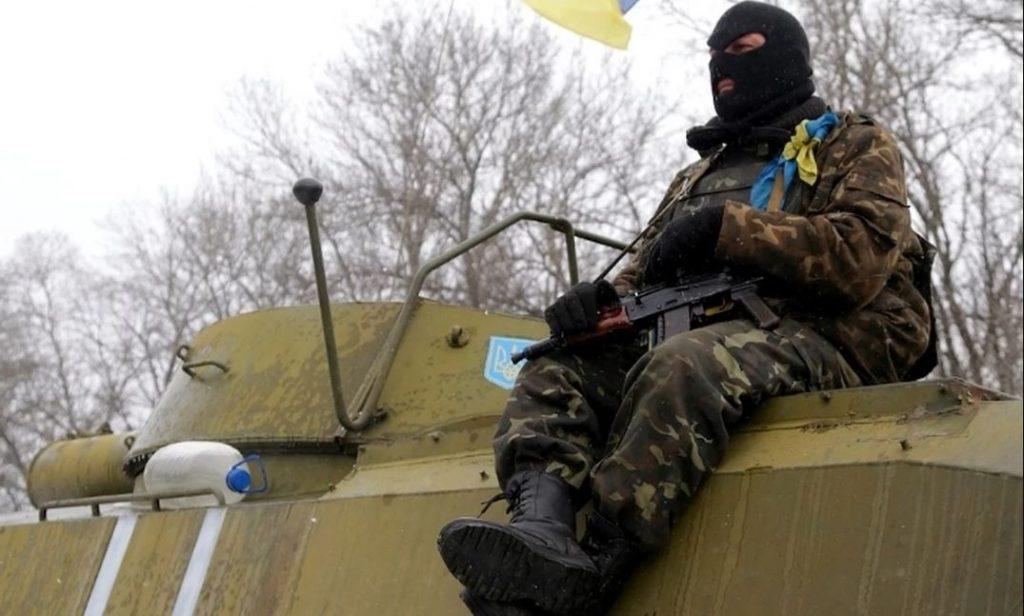 Боевики ВСУ задумали провокацию с использованием флага России