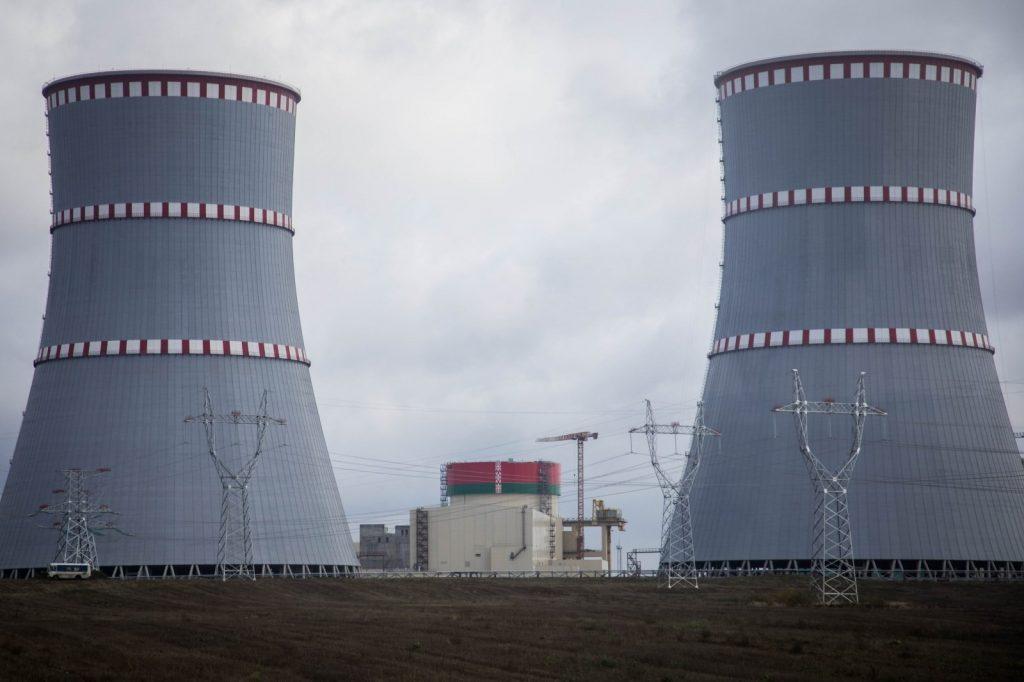 Вильнюс обратился к Вашингтону с просьбой вмешаться в строительство БелАЭС