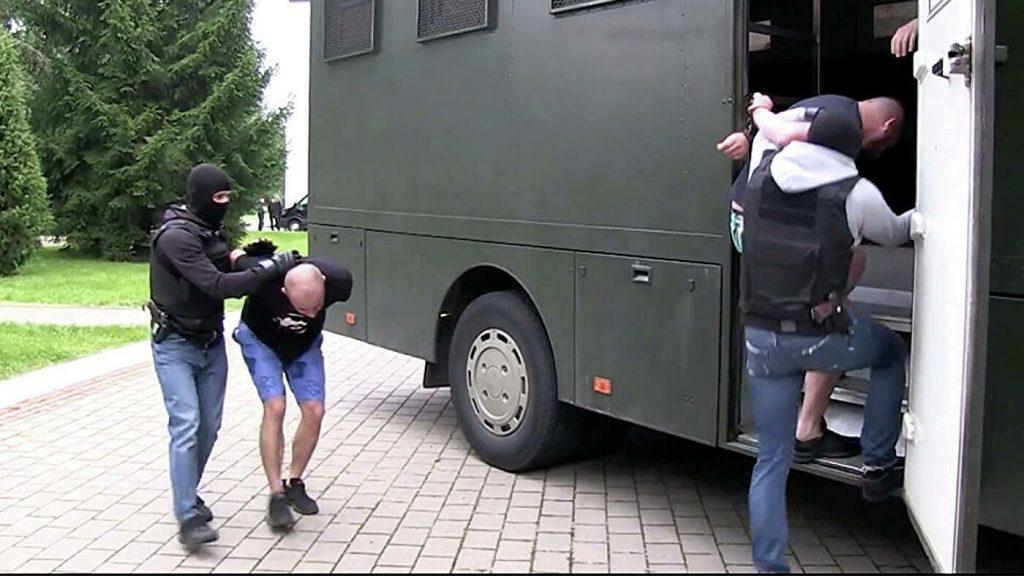 Белоруссия не получала от Украины запрос на выдачу задержанных граждан России