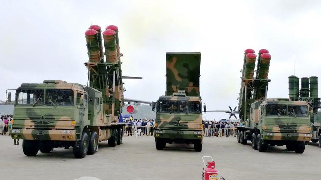 китайские зрс HQ-22