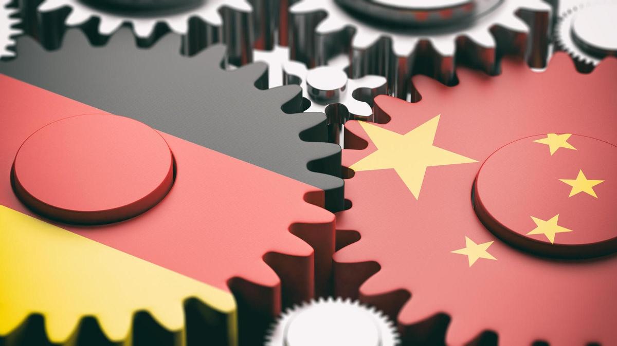 Германия против Китая